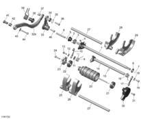 Système de Changement de Vitesse - SE6