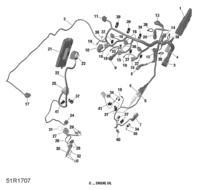 Câblage Moteur et Module Électronique - SE6