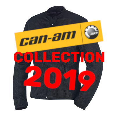 VÊTEMENTS - COLLECTION CAN-AM 2019