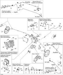 Accessoires Électriques, Avant FS