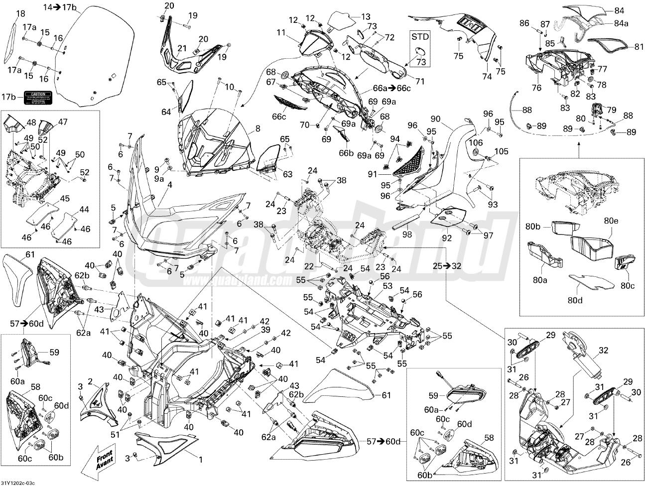 Carrosserie Et Accessoires Console