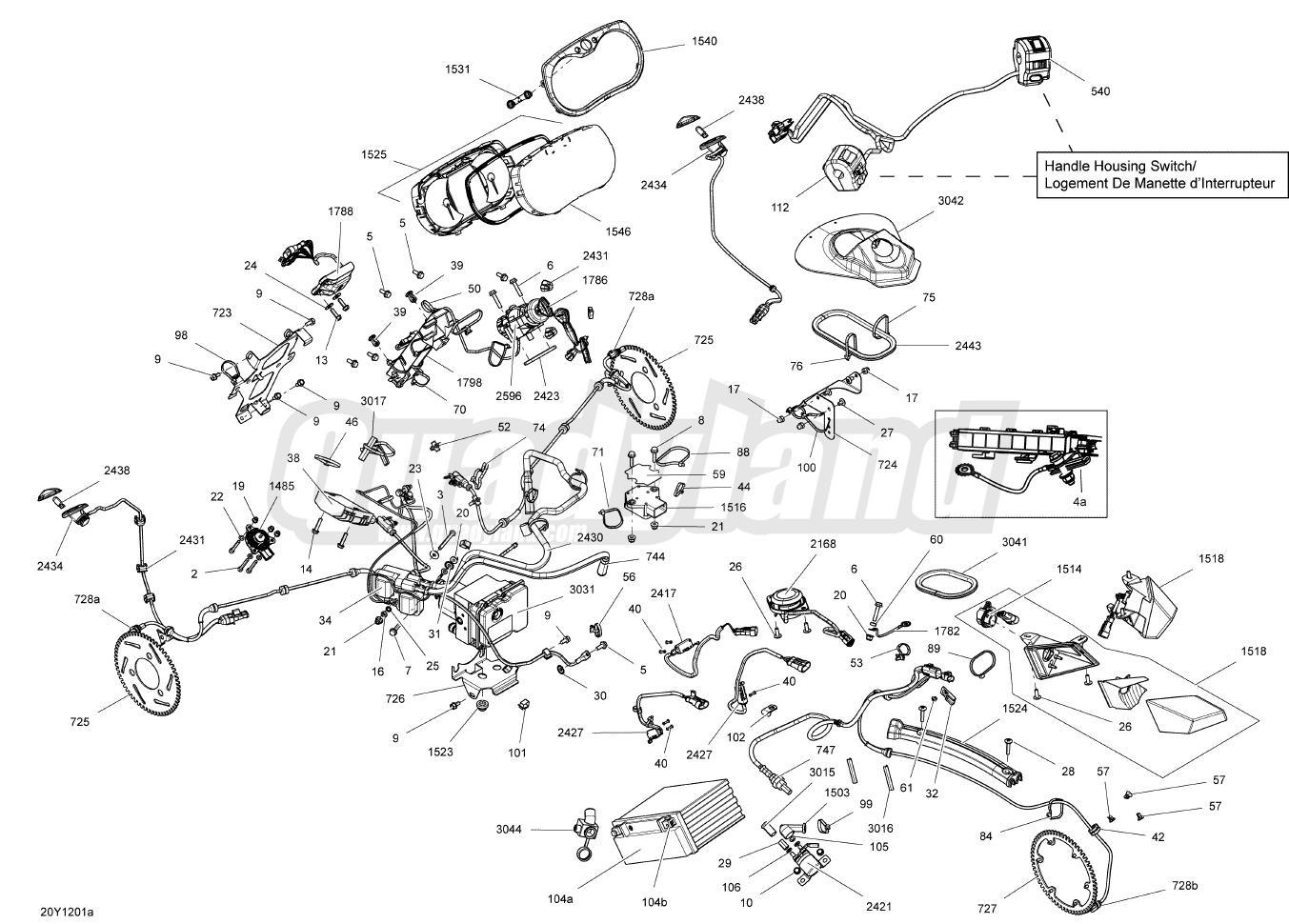 Système Électrique Commons Parts