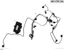 Câblage Moteur Et Module Électronique